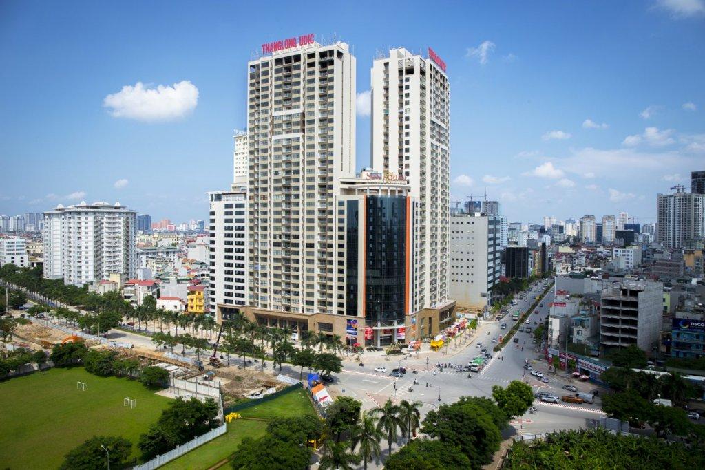 12. Tổ hợp thương mại và căn hộ cao cấp Sun Square - 21 Lê Đức Thọ, phường Mỹ Đình, Quận Nam Từ Liên, thành phố Hà Nội (0