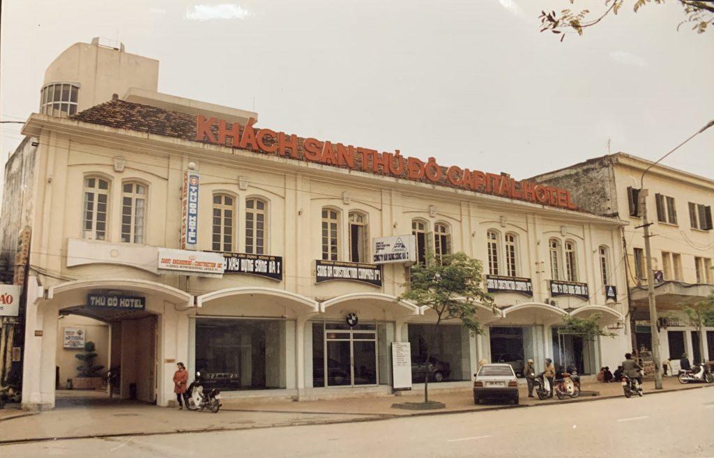Trụ sở Công ty Xây dựng Sông Đà 1 những năm đầu thành lập