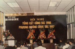 1.1 Hoi nghi tong ket cong tac SXKD 1996