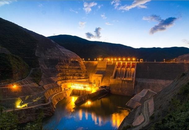 1.1 Thủy điện Huội Quảng, xã Chiềng Lao, huyện Mường La, tỉnh Sơn La