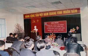 2.3 Hoi nghi Tong ket cong tac Dang, SXKD nam 2005 3