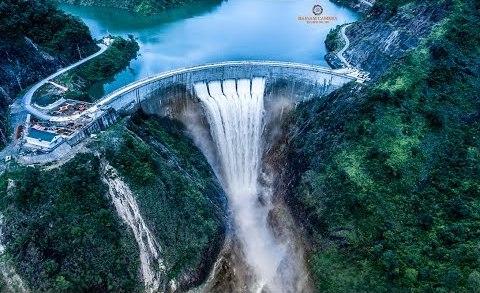 3.1 Thủy điện Nậm Chiến, xã Ngọc Chiến và xã Chiềng Muôn, huyện Mường La, tỉnh Sơn La