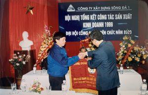 3.5 Hoi nghi tong ket cong tac SXKD 1999 (5)