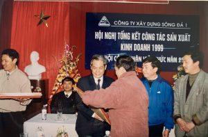 3.7 Hoi nghi tong ket cong tac SXKD 1999 (7)